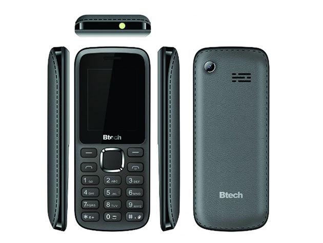 Btech-BGF-1210 Slim Mobiltelefon