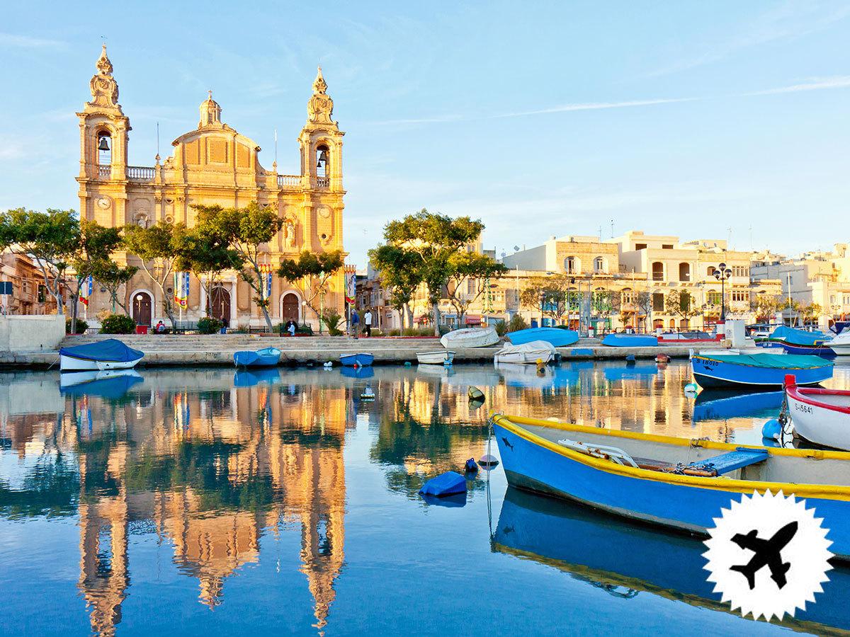 Adventi körutazás Málta és Gozo szigetén 3 éjszaka szállással és reggelivel 44.900 Ft / fő + repülőjegy illetékekkel 45.000 Ft / fő