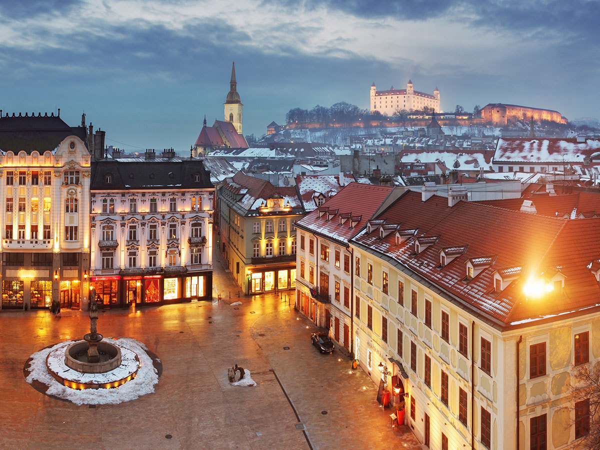 Szlovákia, Pozsony - 3 vagy 4 nap szállás 2 fő részére reggelivel, szauna és medence használattal - Hotel Barónka****