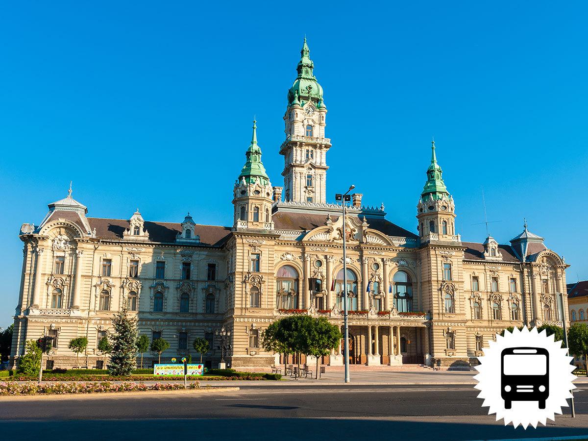 Húsvéti orgonahangverseny Pannonhalmán és a folyók városa, Győr - buszos utazás / fő