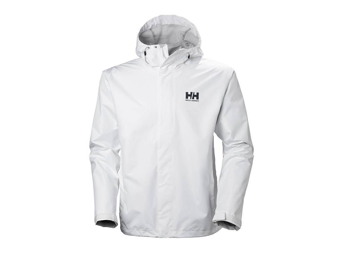 Helly Hansen SEVEN J JACKET - WHITE - XXL (62047_001-2XL )