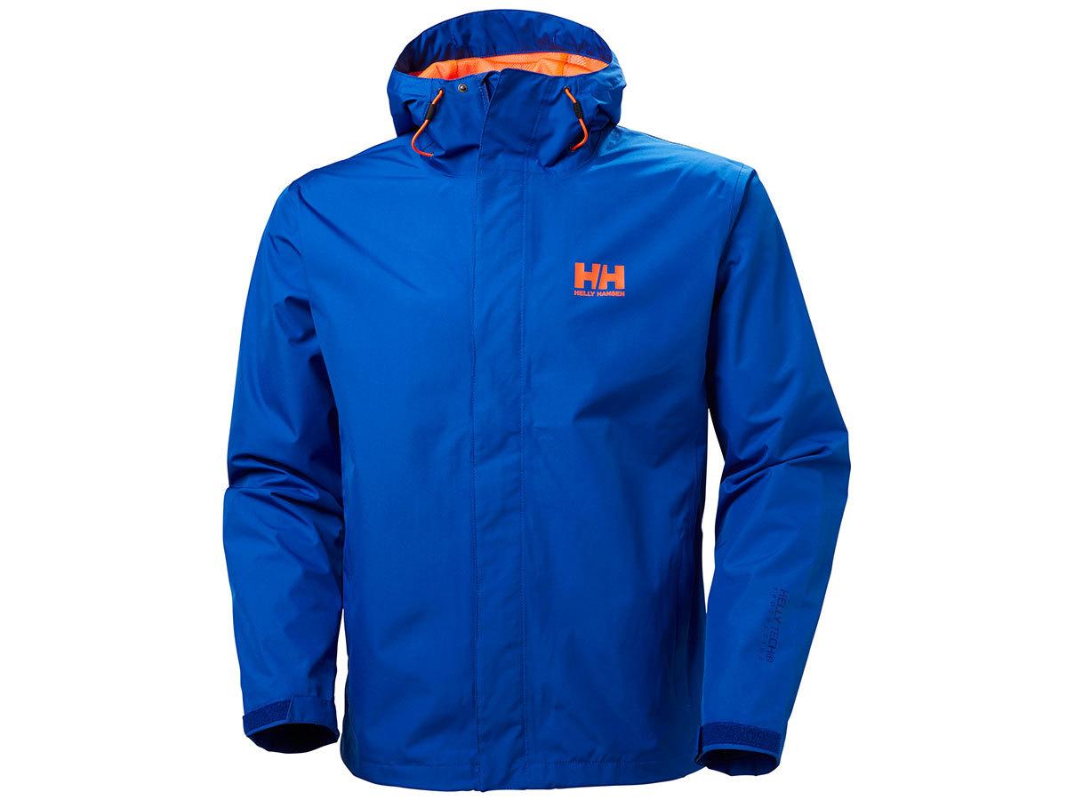 Helly Hansen SEVEN J JACKET - OLYMPIAN BLUE - L (62047_563-L )