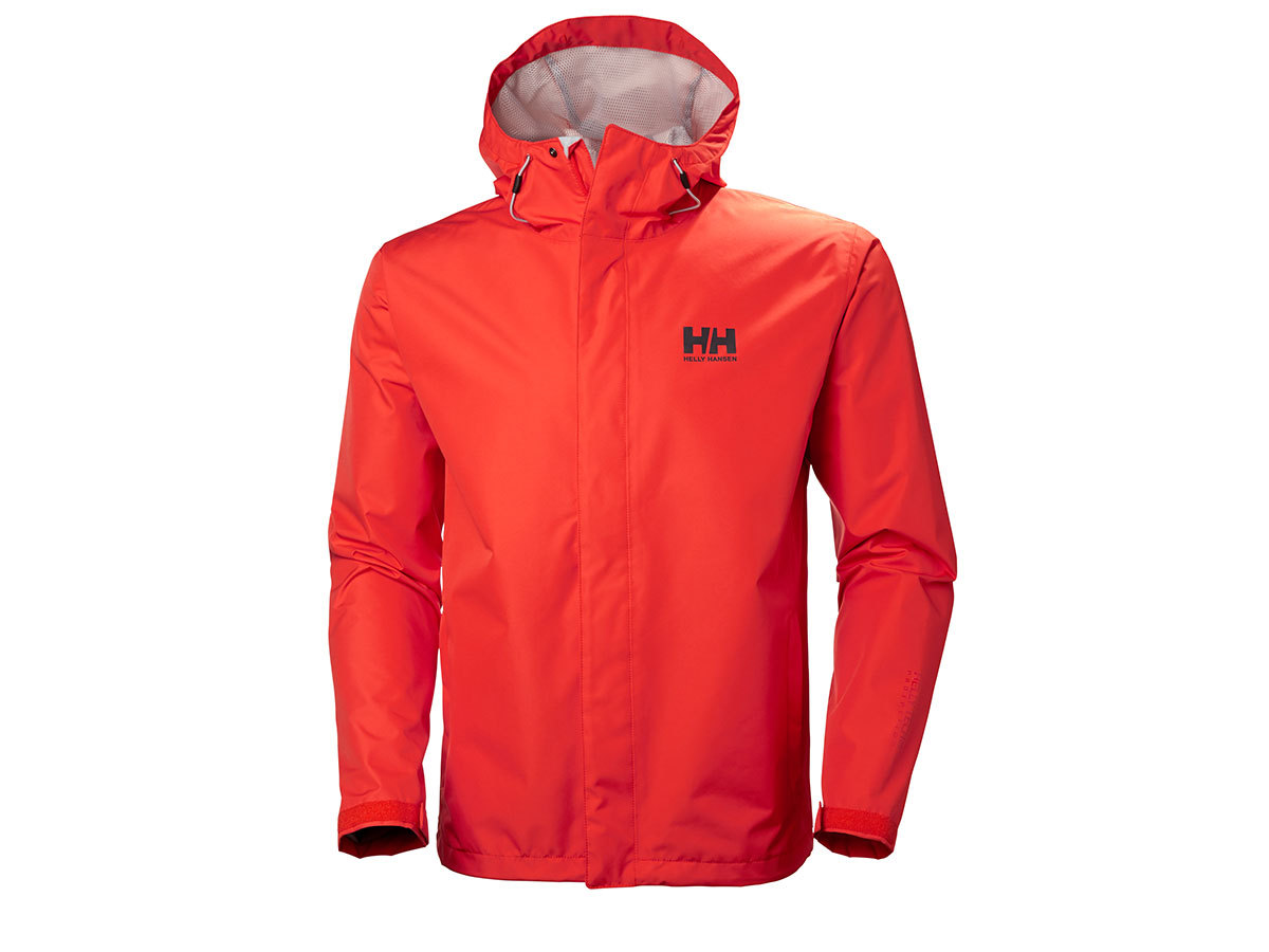 Helly Hansen SEVEN J JACKET - GRENADINE - XL (62047_135-XL )