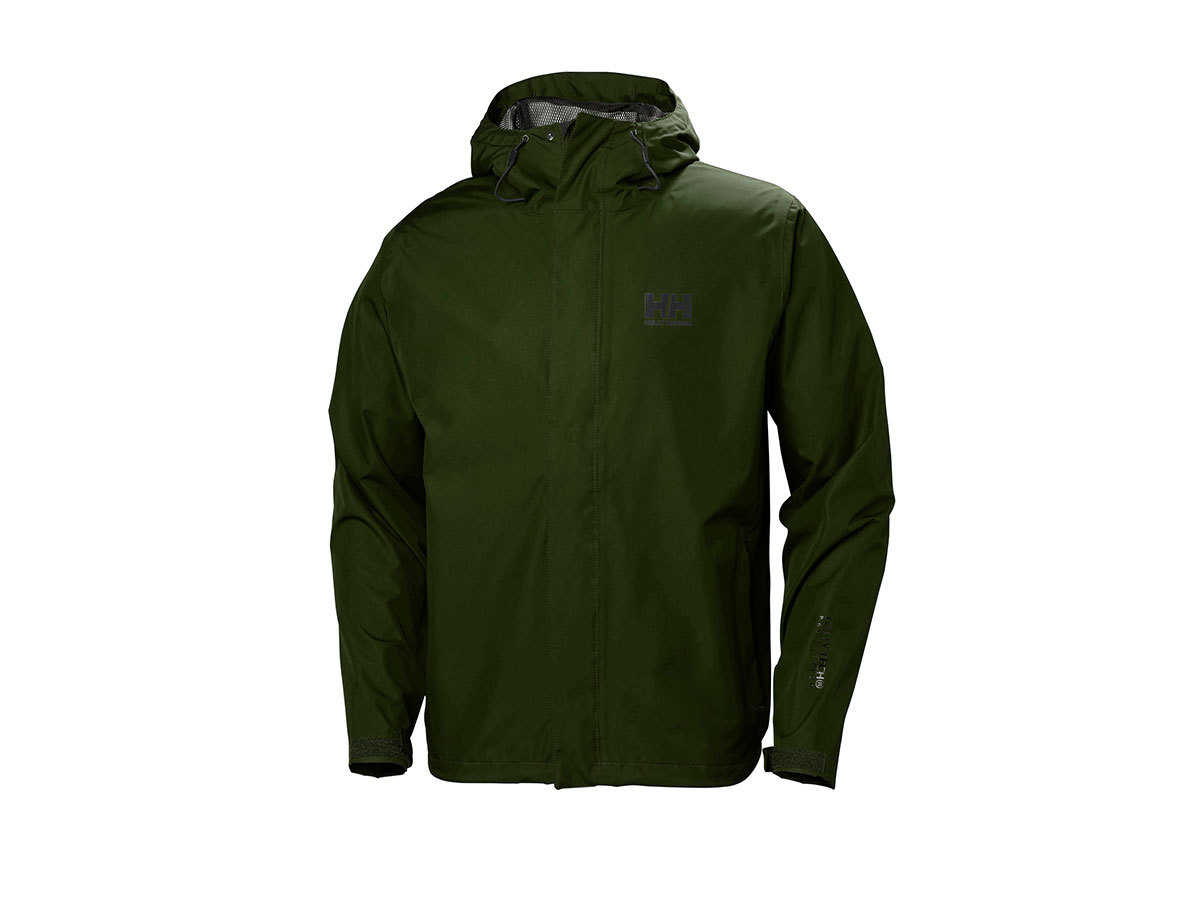 Helly Hansen SEVEN J JACKET - FOREST NIGHT - L (62047_470-L )