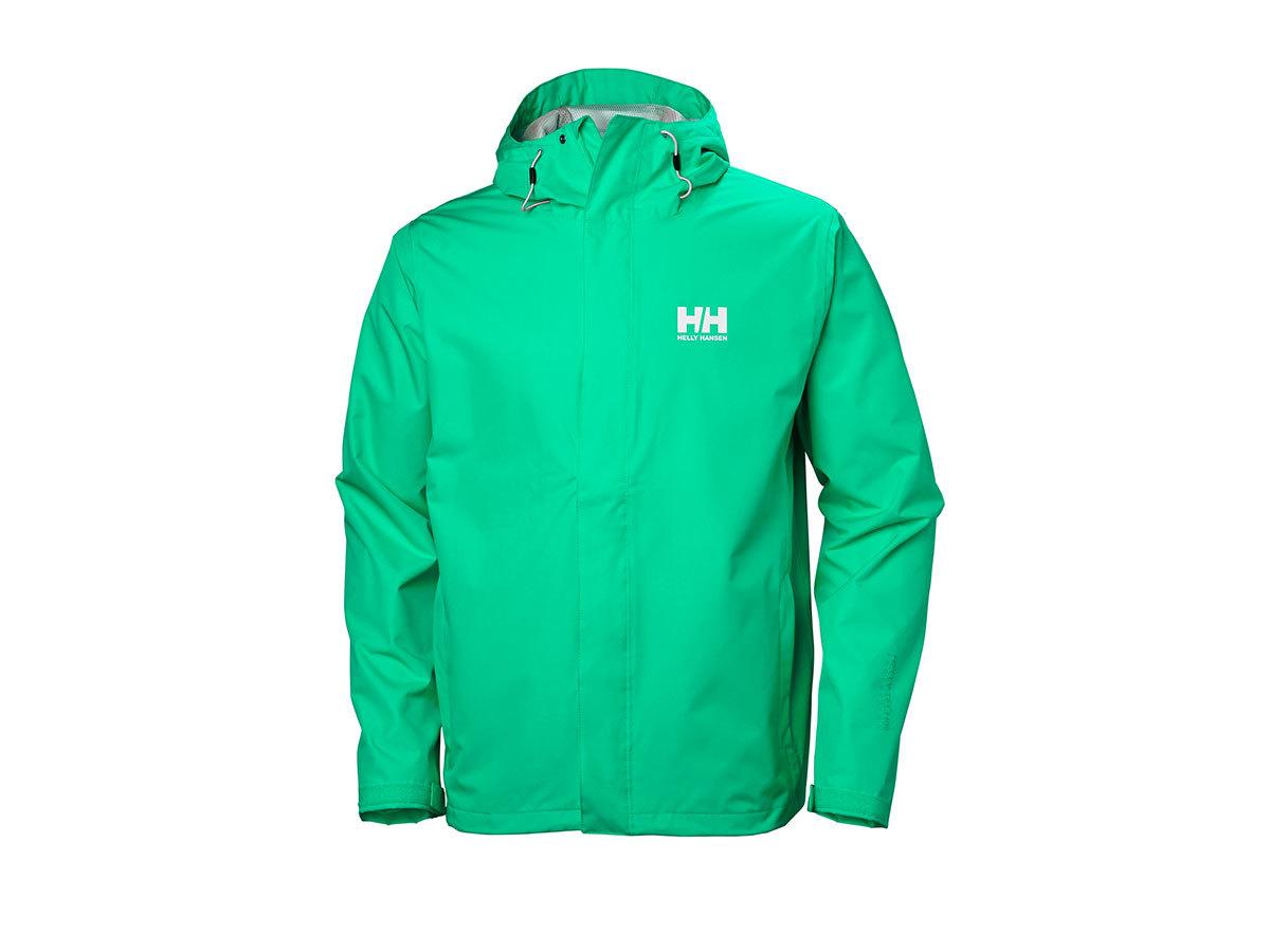 Helly Hansen SEVEN J JACKET - PEPPER GREEN - L (62047_471-L )