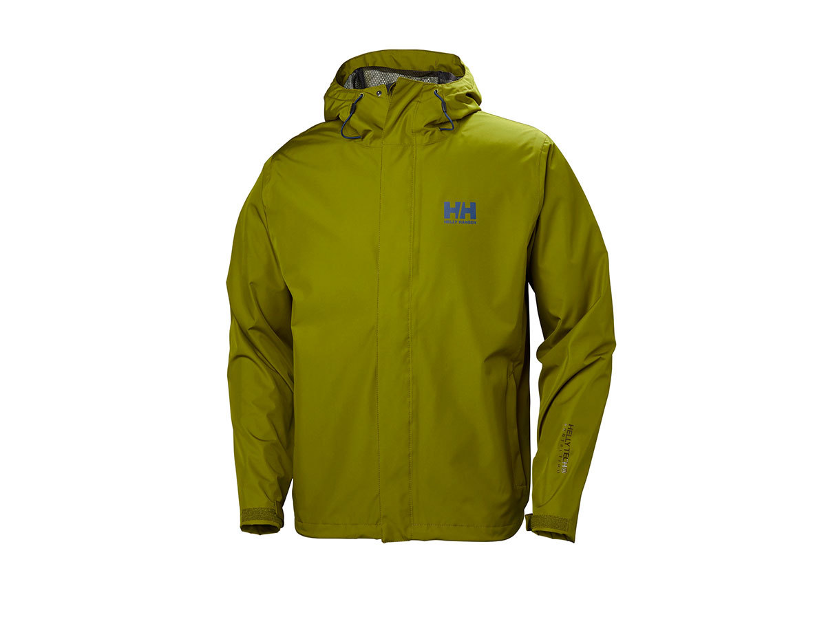 Helly Hansen SEVEN J JACKET - FIR GREEN - XXXXL (62047_487-4XL )