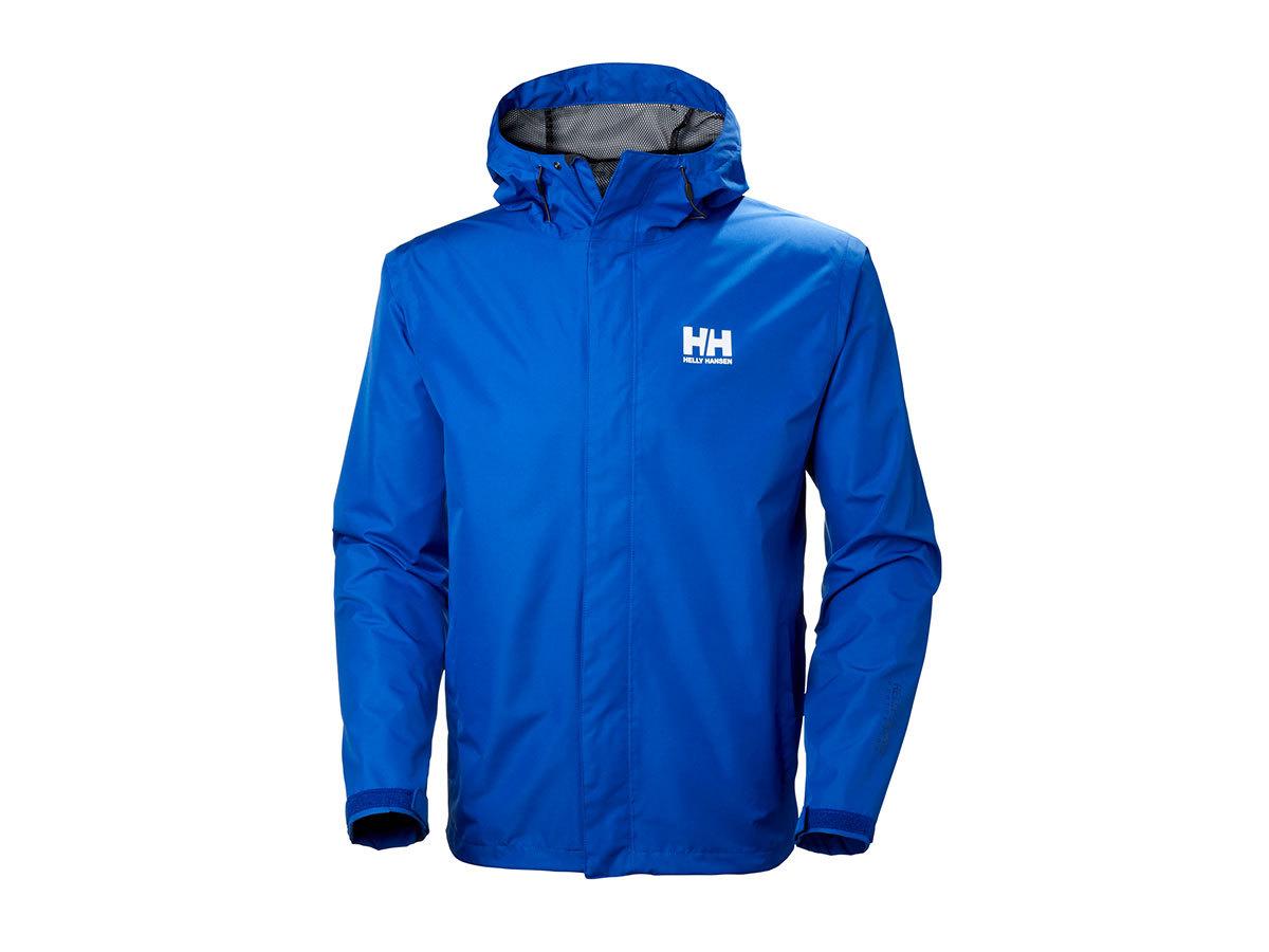 Helly Hansen SEVEN J JACKET - OLYMPIAN BLUE - XXXXL (62047_564-4XL )