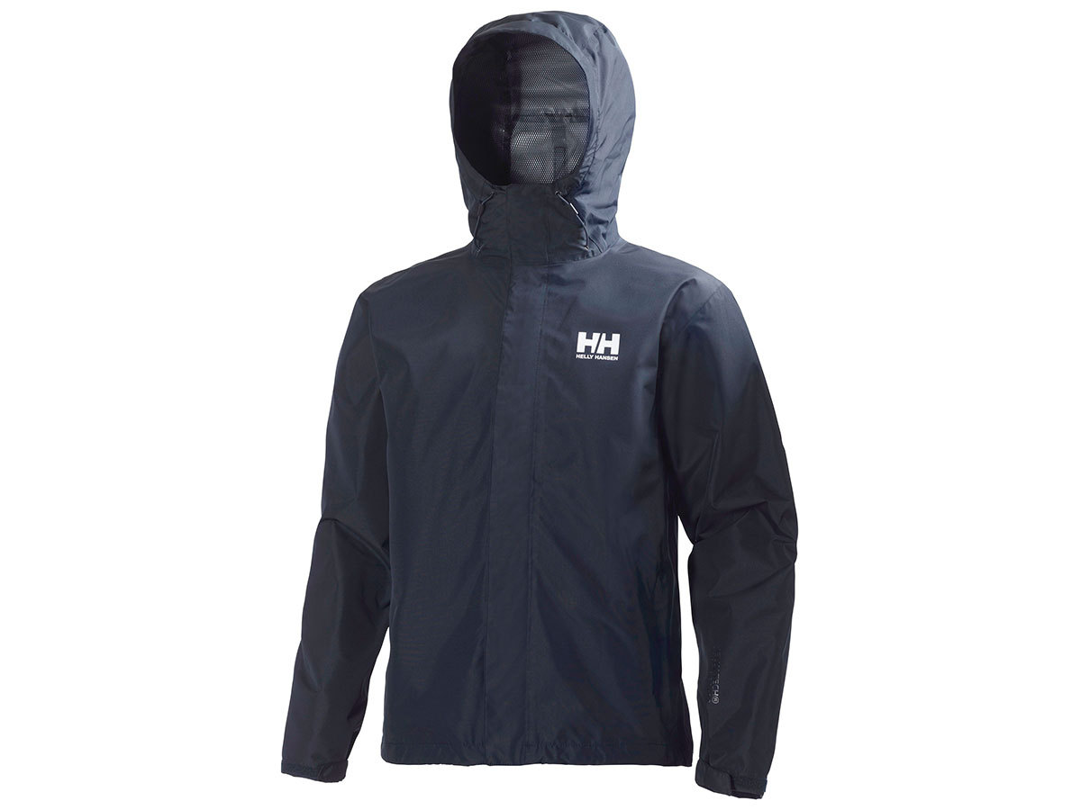 Helly Hansen SEVEN J JACKET - NAVY - L (62047_596-L )