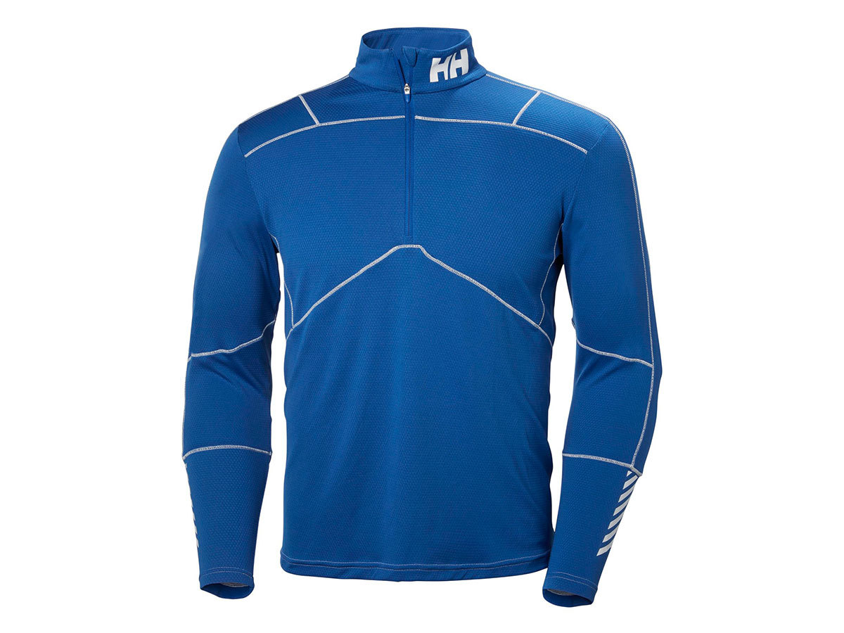 Helly Hansen HH LIFA ACTIVE 1/2 ZIP - OLYMPIAN BLUE - XXL (48309_563-2XL )
