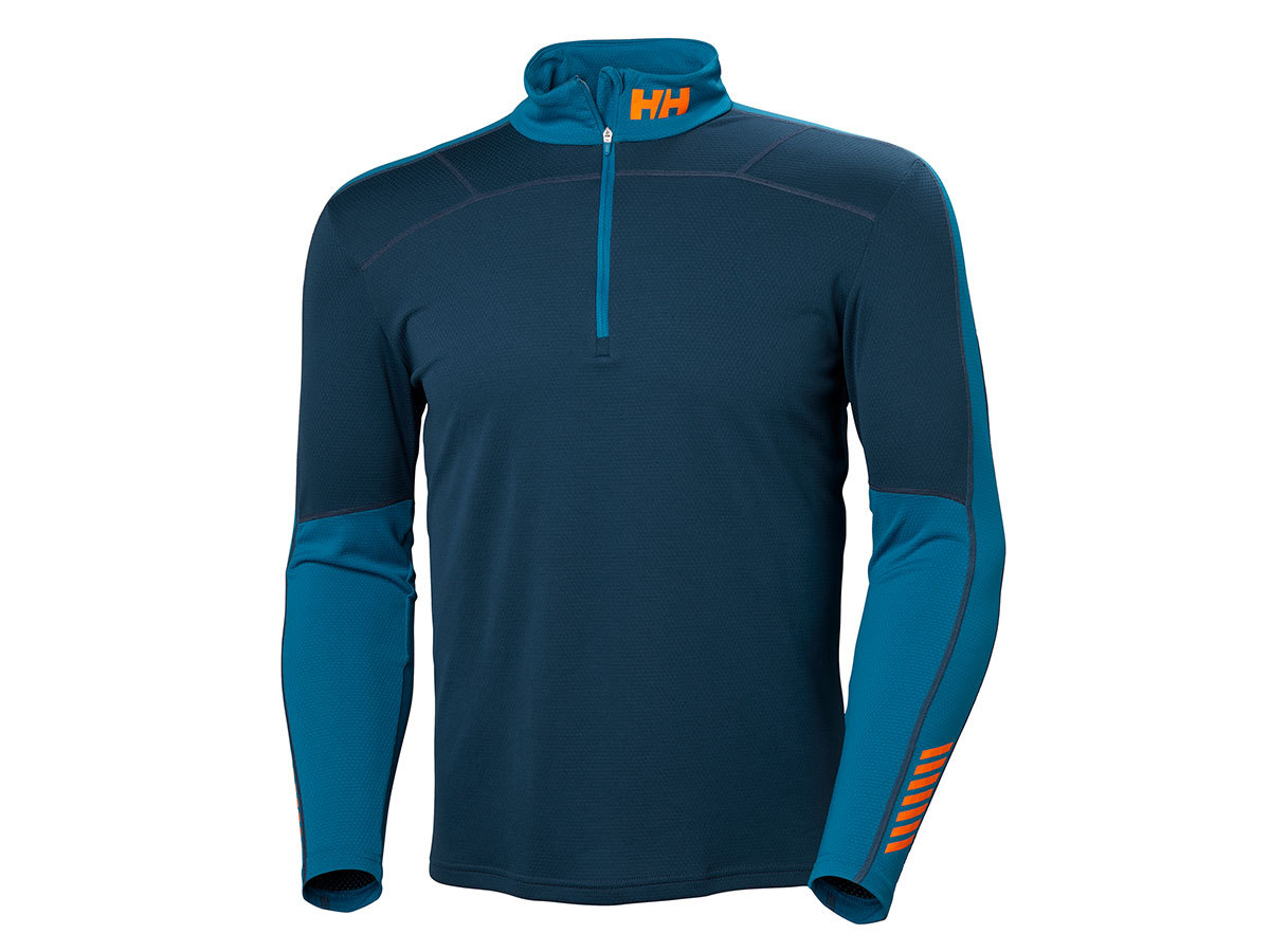 Helly Hansen HH LIFA ACTIVE 1/2 ZIP - DARK TEAL - S (48309_504-S )