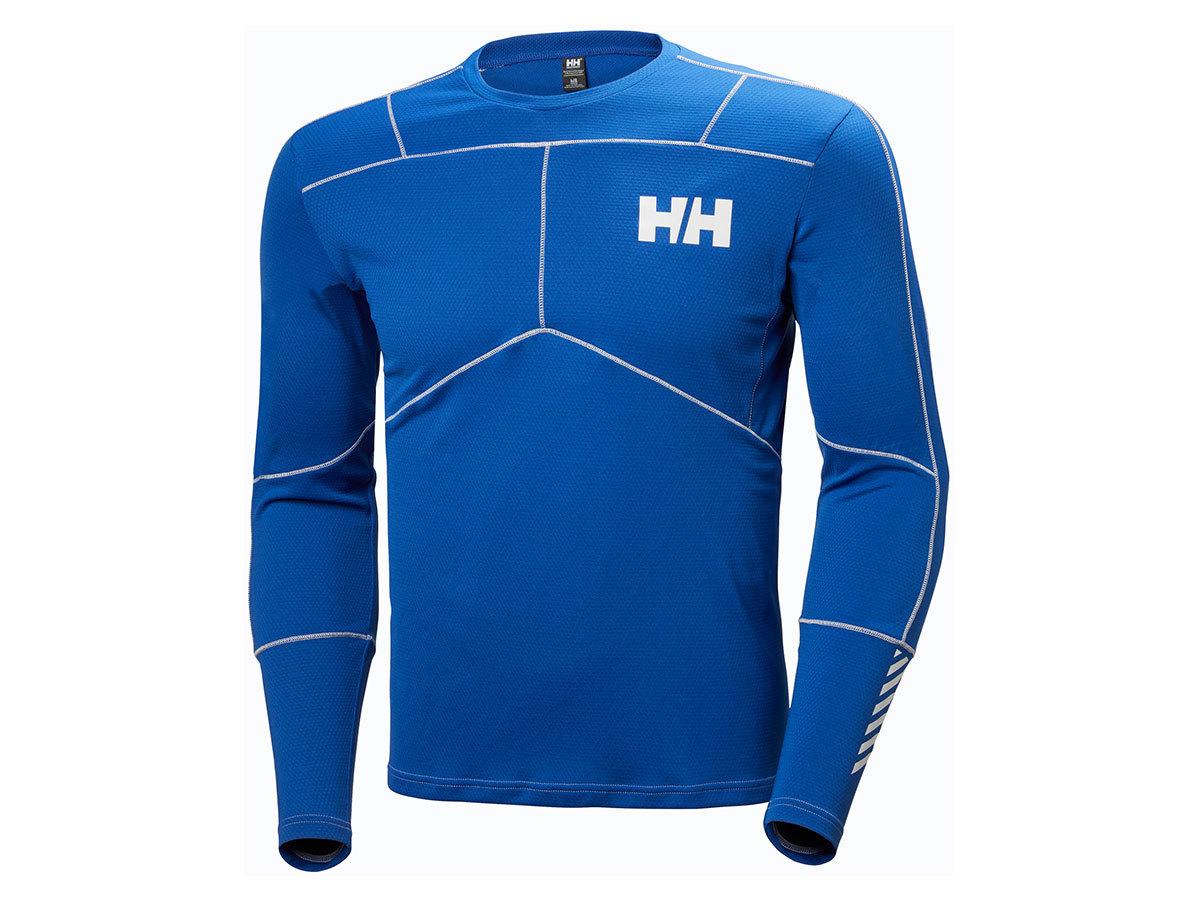 Helly Hansen HH LIFA ACTIVE CREW - OLYMPIAN BLUE - L (48308_563-L )