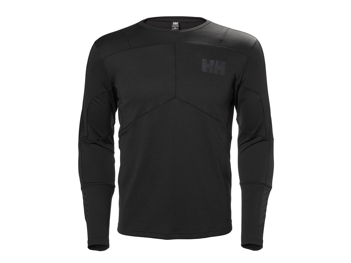 Helly Hansen HH LIFA ACTIVE CREW - BLACK - L (48308_990-L )