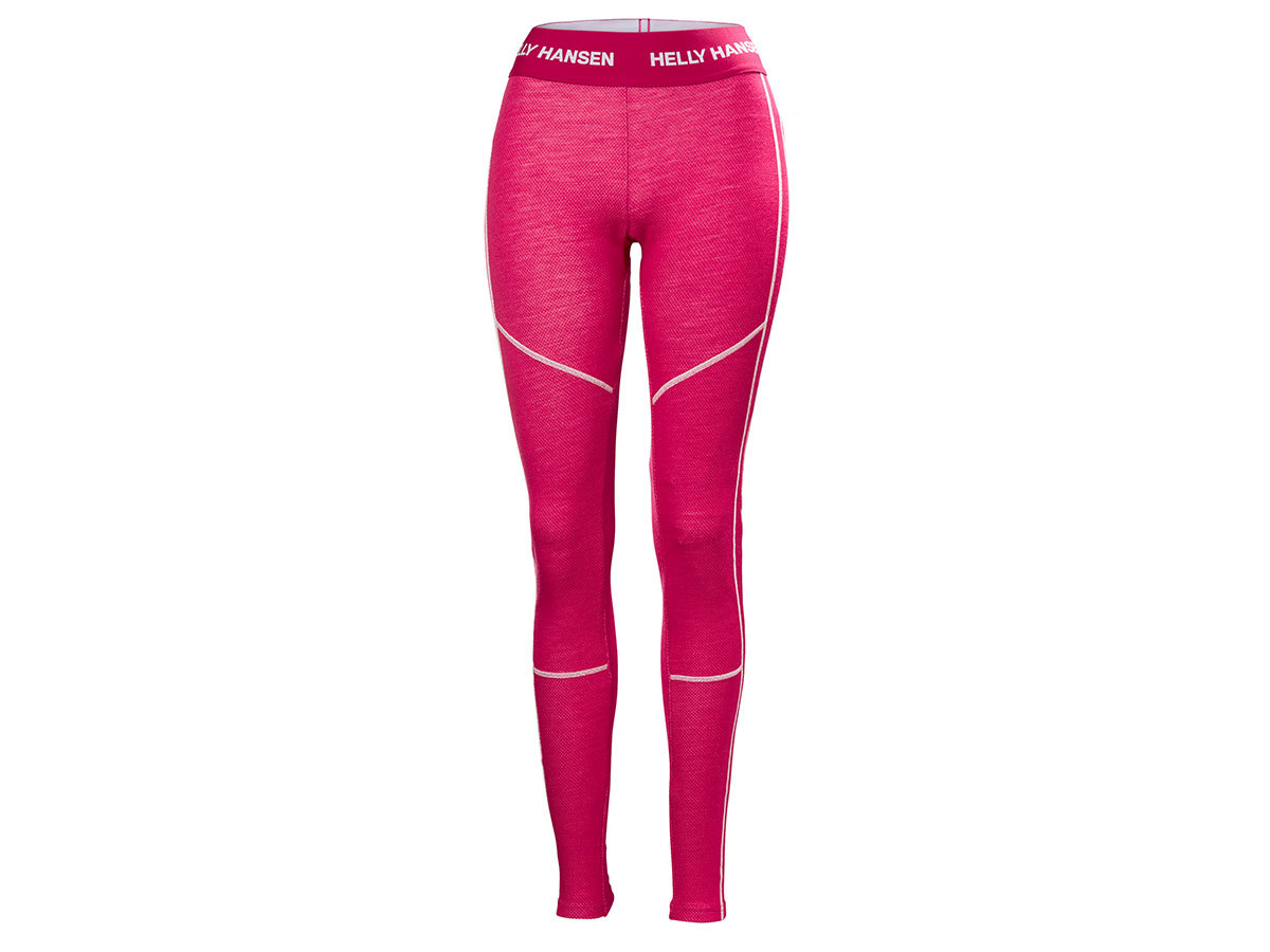Helly Hansen W HH LIFA MERINO PANT - PERSIAN RED - S (48345_183-S )