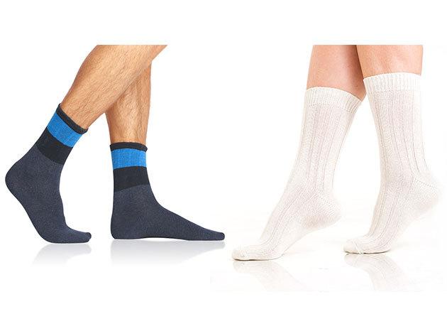 Bellinda téli vastag zokni nőknek és férfiaknak 1aa18393a5