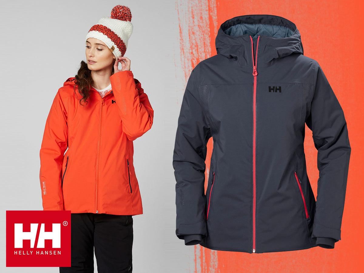 Helly Hansen W SUNVALLEY JACKET téli kabát, sídzseki nőknek