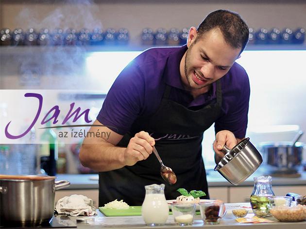Ajándékozz élményfőzést a székesfehérvári Jam főzőiskolában!