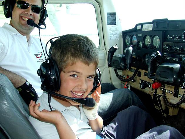Élmény repülés