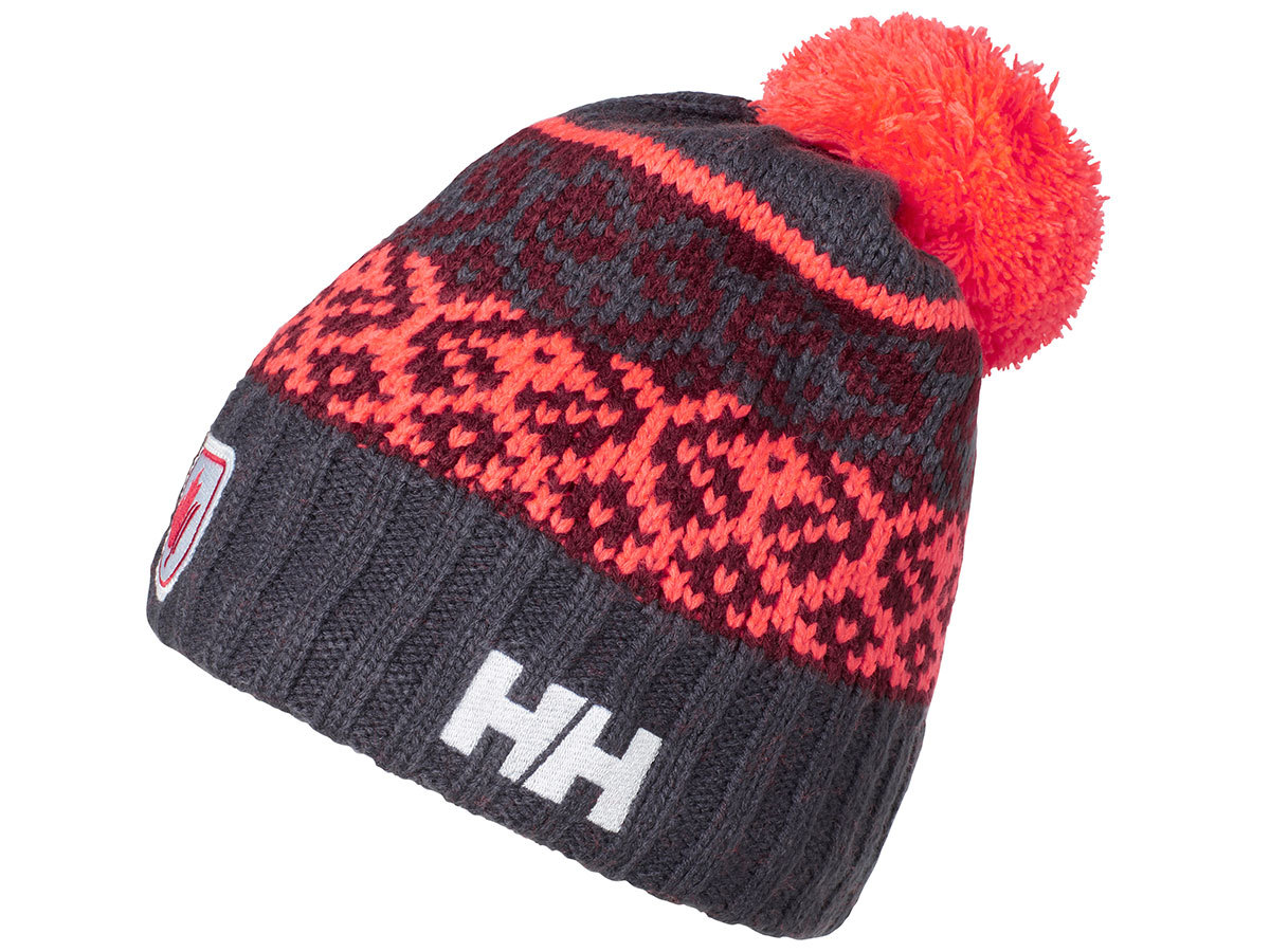 Helly Hansen W POWDER BEANIE - GRAPHITE BLUE - STD (67152_911-STD )