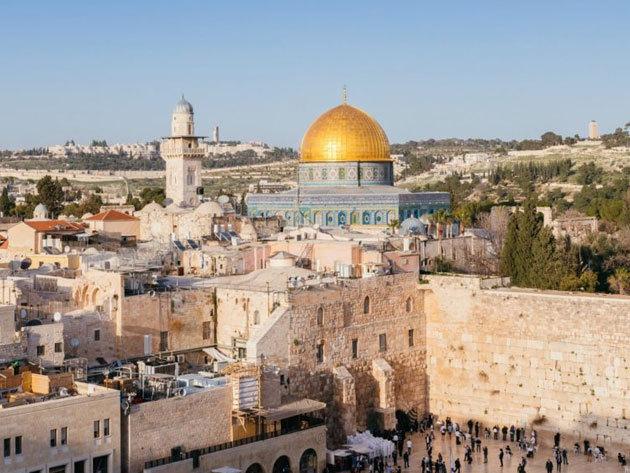ADVENT JERUZSÁLEMBEN  Holt-tengeri és betlehemi kirándulási lehetőségekkel  repülővel / fő 2019. december 06-08. (péntek-szombat-vasárnap)