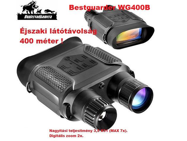 WG400B nappali/éjszakai távcső (éjjellátó)