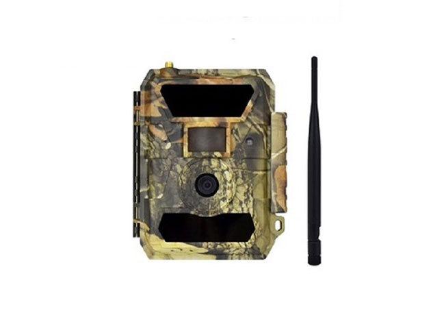 HUNTER 3.5G vadkamera - üzemkész kamera, csak tápellátással kell kiegészíteni és működőképes