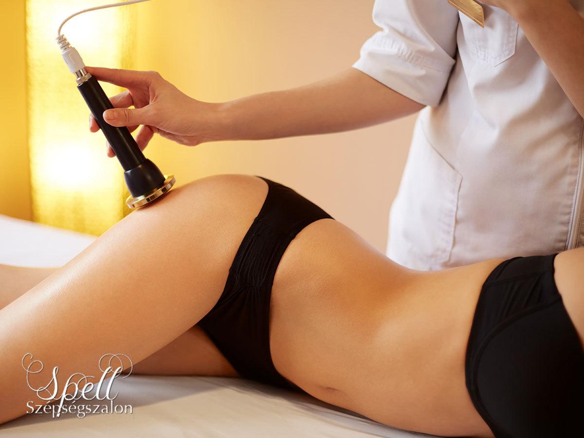 Kavitációs zsírbontás + 15 perc választott kezelés! Karcsúsodj, feszesedj és méregteleníts! Spell Szépségszalon, Zugló