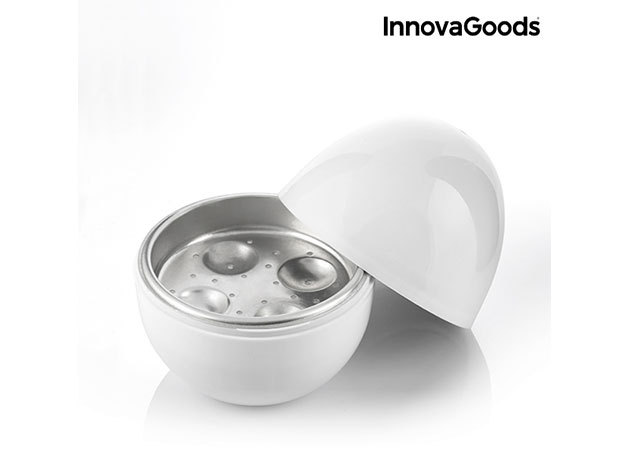 InnovaGoods tojásfőző mikróba recepttel