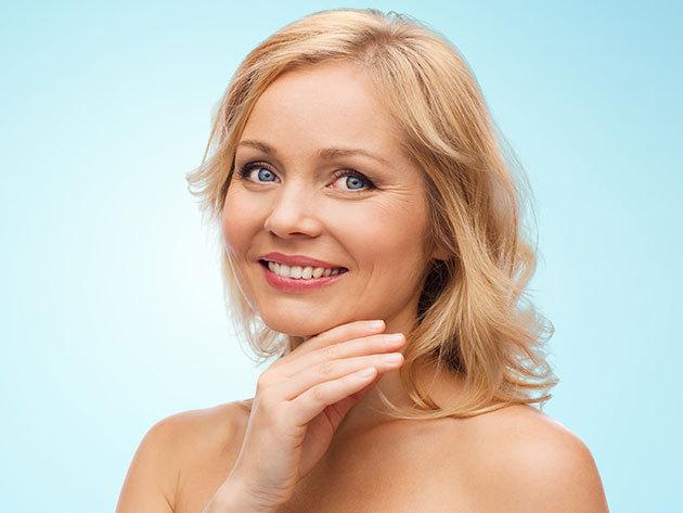 Mikrodermabrázió - 1 alkalom gyémántfejes bőrcsiszolás az arcon