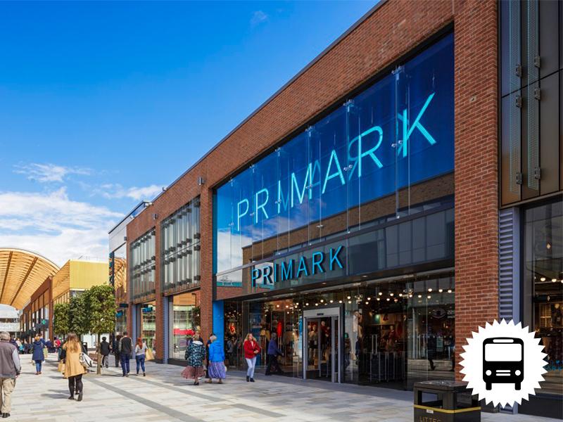Designer Outlet Parndorf és a Primark -  Karácsony előtti nagy shopping túra Ausztriában, Bécs környékén / fő