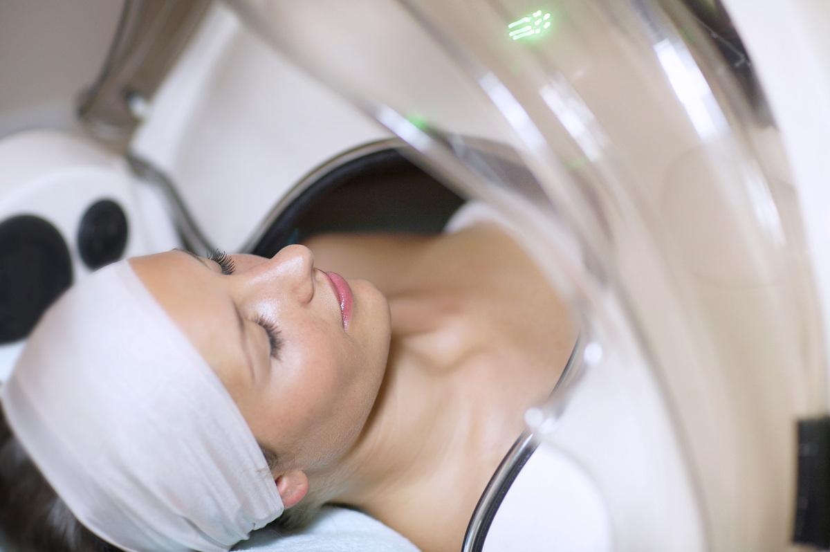 35 perces relaxációs kezelés Alpha Oxy Spa géppel