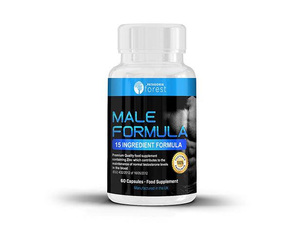 Male formula - 60 db kapszula