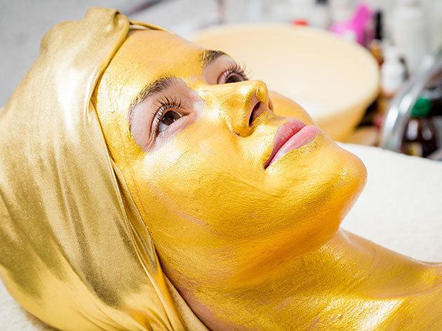 Bőrmegújító Kleopátra luxus arckezelés (1 alkalom)