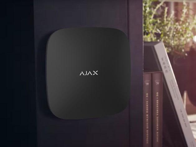 Ajax Okos Otthon Vezeték nélküli biztonságtechnikai eszközök - védd meg otthonodat az illetéktelen behatolóktól!