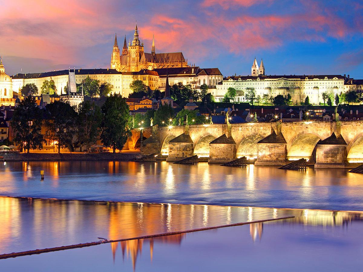 Csehország, Prága - szállás 3 nap 2 éjszakára reggelivel 2 fő részére / Hotel Kavalir***