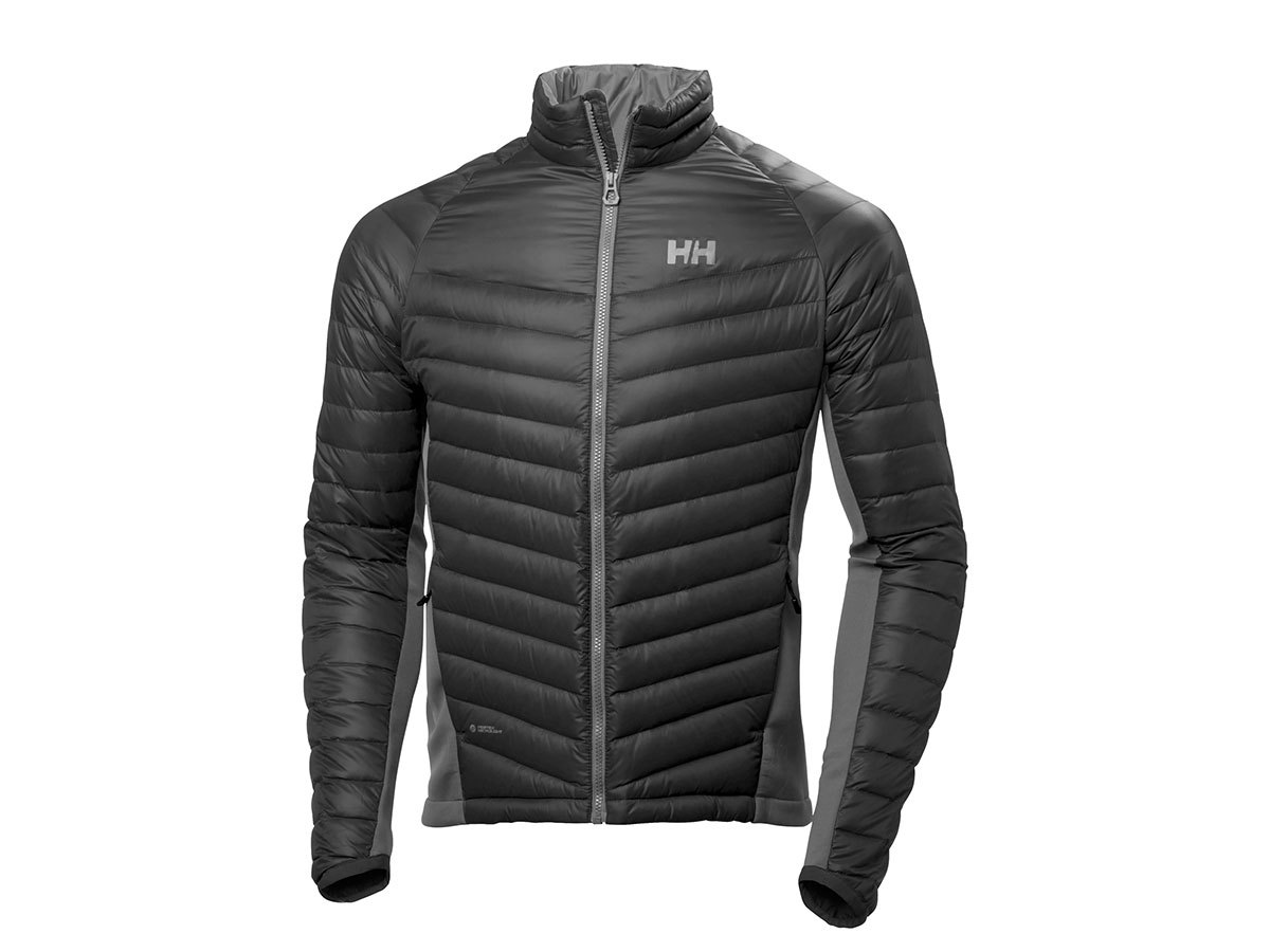 Helly Hansen VERGLAS HYBRID INSULATOR - BLACK - L (62767_990-L )