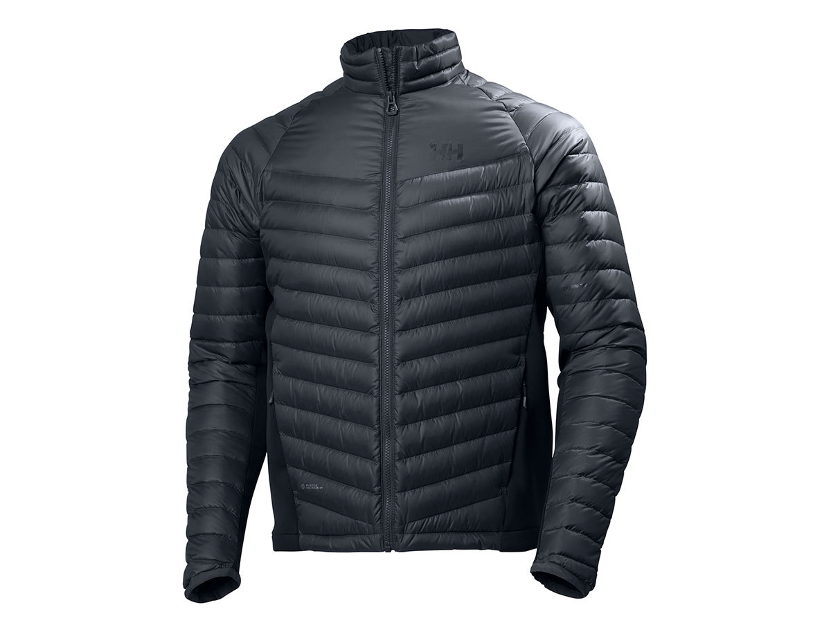 Helly Hansen VERGLAS HYBRID INSULATOR - GRAPHITE BLUE - XXL (62767_994-2XL )