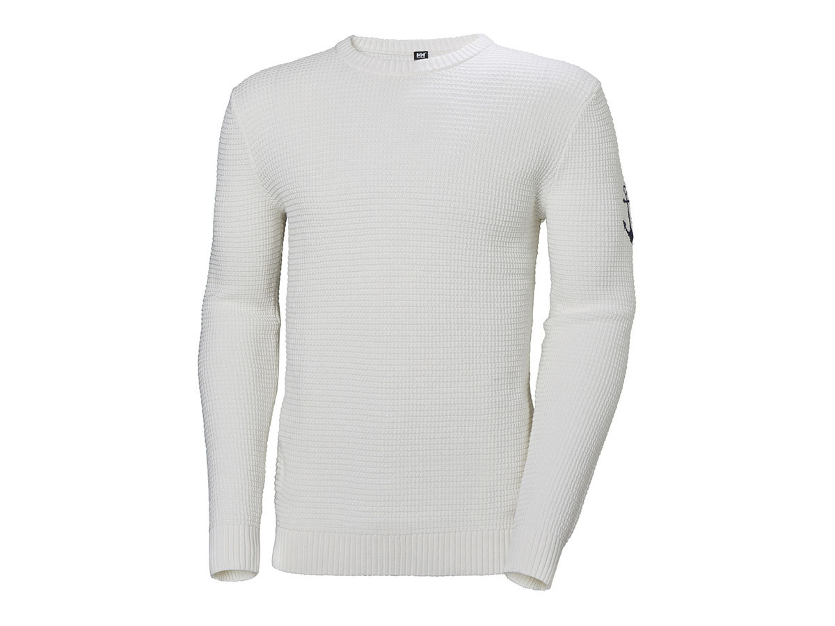 Helly Hansen FJORD SWEATER - OFFWHITE - M (34054_011-M )