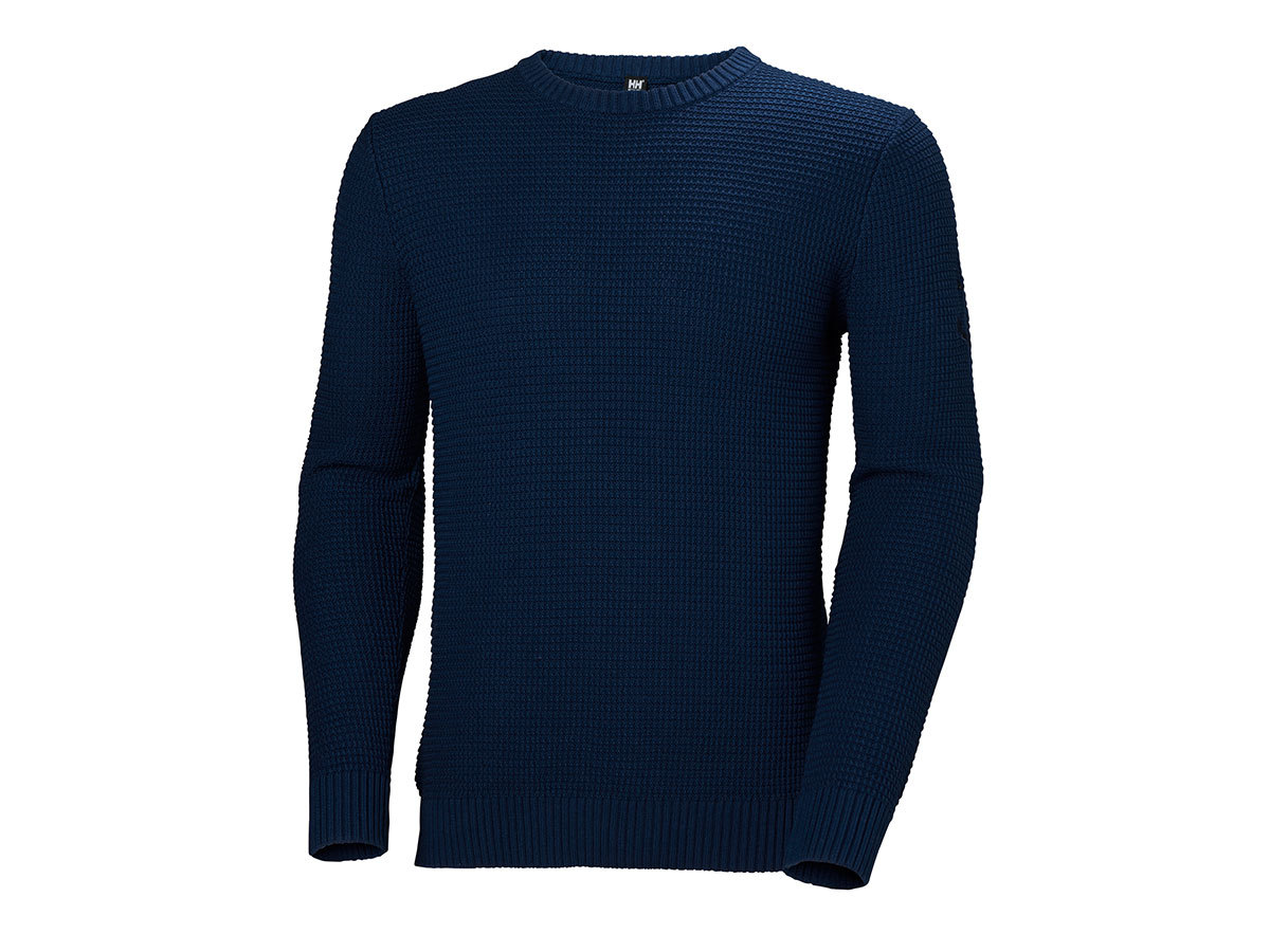 Helly Hansen FJORD SWEATER - CATALINA BLUE - M (34054_541-M )