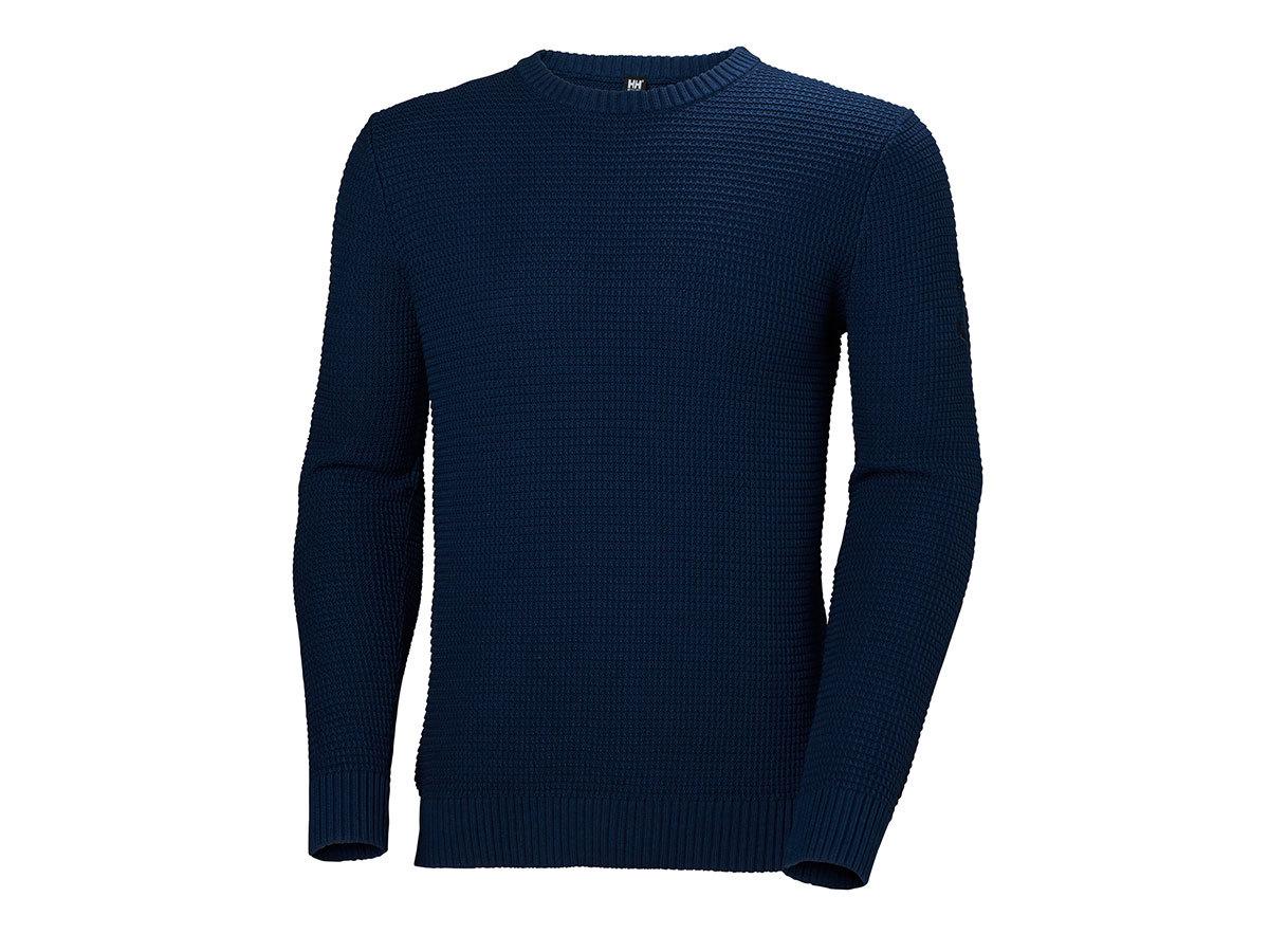 Helly Hansen FJORD SWEATER - CATALINA BLUE - XXL (34054_541-2XL )