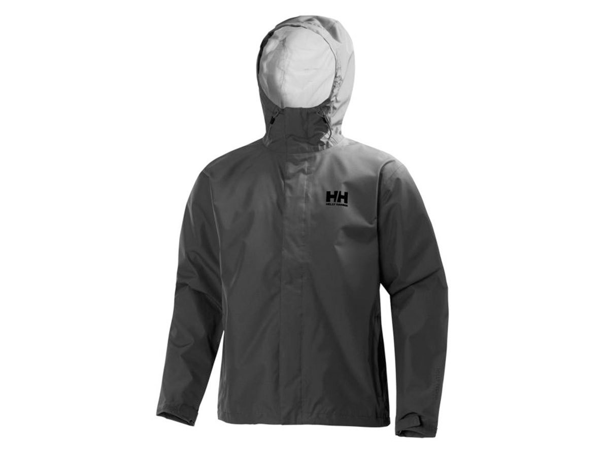 Helly Hansen SEVEN J JACKET - EBONY - XXL (62047_980-2XL )
