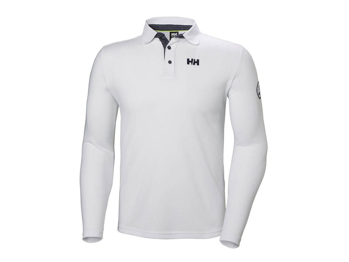 Helly Hansen SKAGEN QUICKDRY RUGGER - WHITE - M (34046_001-M )