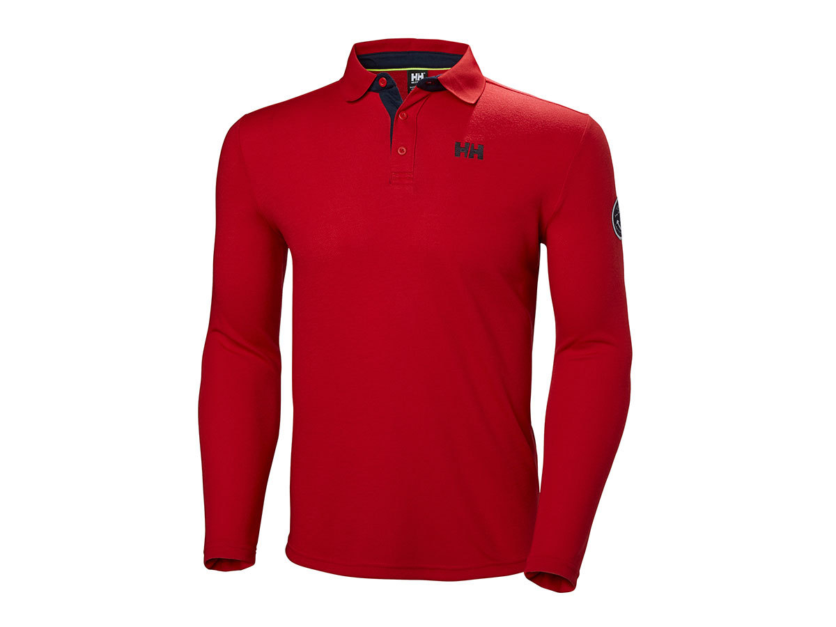 Helly Hansen SKAGEN QUICKDRY RUGGER - RED - XL (34046_162-XL )
