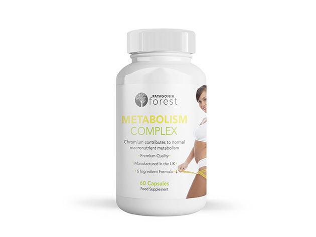 Metabolism complex 60 db kapszula - AZONNAL ÁTVEHETŐ