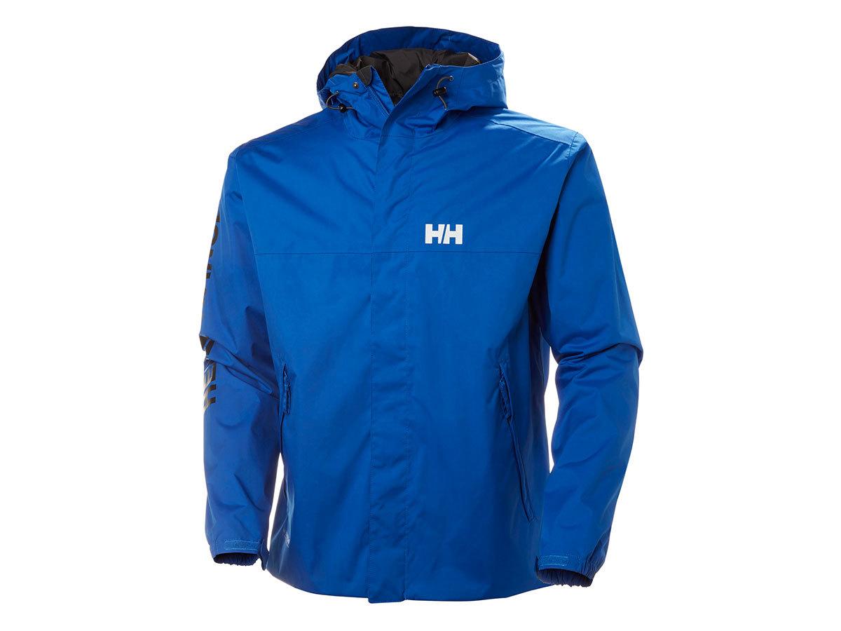 Helly Hansen ERVIK JACKET - OLYMPIAN BLUE - L (64032_563-L ) - AZONNAL ÁTVEHETŐ