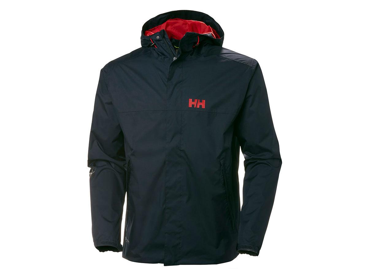 Helly Hansen ERVIK JACKET - NAVY - XL (64032_598-XL )