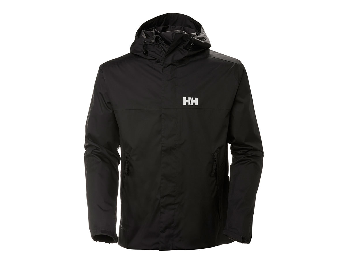 Helly Hansen ERVIK JACKET - BLACK - XL (64032_991-XL )