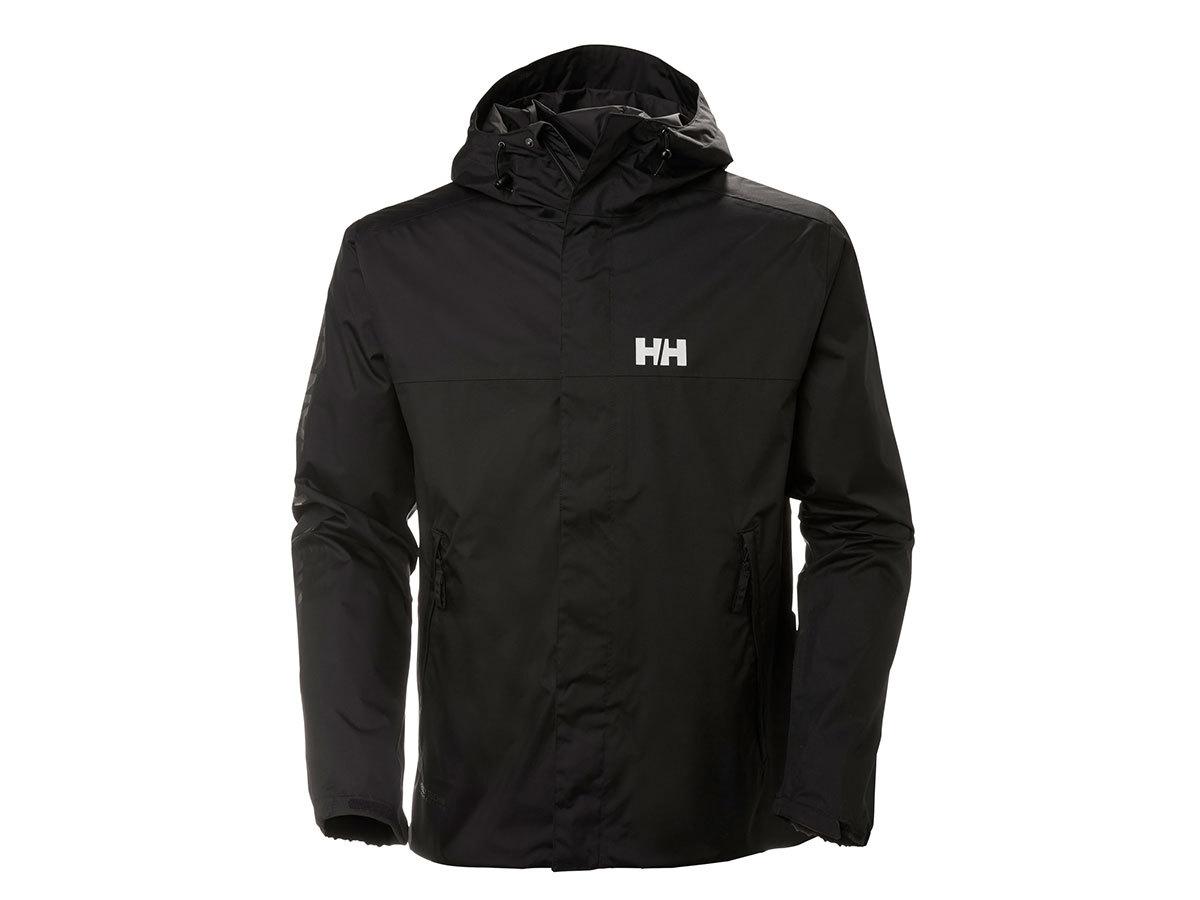 Helly Hansen ERVIK JACKET - BLACK - XXL (64032_991-2XL )