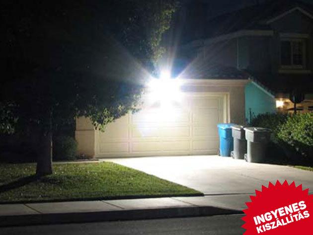 Kültéri LED reflektor világítás alumínium házban, 200 W teljesítménnyel, hideg fehér színárnyalattal - DÍJMENTES SZÁLLÍTÁS