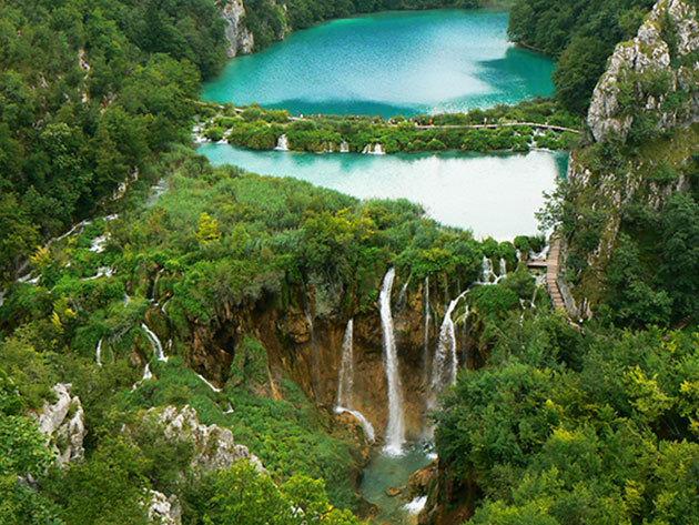 2019.09.06. Plitvicei tavak - buszos kirándulás Horvátország káprázatos tórendszeréhez / fő