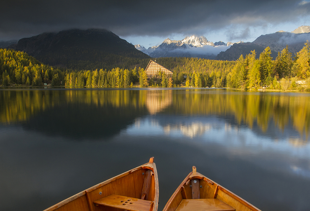 Szlovákia - A lenyűgöző Tátrai tavak (Csorba-tó, Poprádi-tó) 2019.08.03. / fő